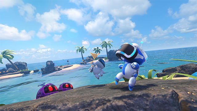 【PS VR】『ASTRO BOT:RESCUE MISSION』の発売日が10月4日に決定! 早期購入特典はキャラアバターセット!