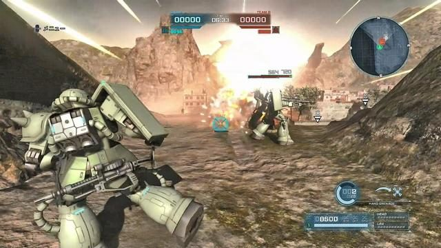 2 オペレーション ガンダム 攻略 バトル