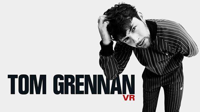 【PS VR】英国で人気のトム・グレナンのプライベートライブをVRで体験! 『Tom Grennan VR』無料配信開始!
