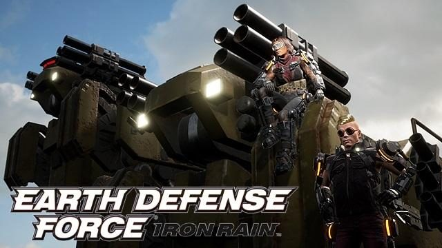 『EARTH DEFENSE FORCE: IRON RAIN』に第三勢力登場! 「カインドレッド・レベリオン」が戦場に乱入!?