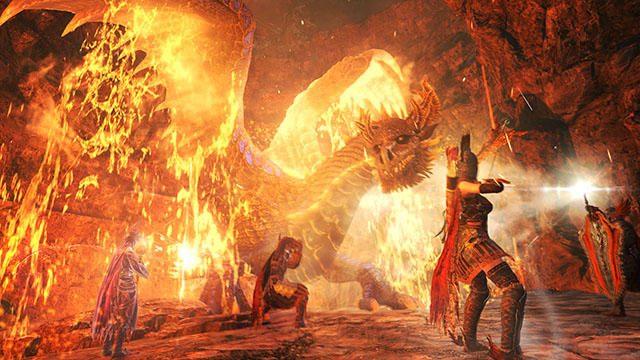 大陸の命運をかけた最終決戦が始まる。『ドラゴンズドグマ オンライン』シーズン3.3で悪しき竜に挑め!