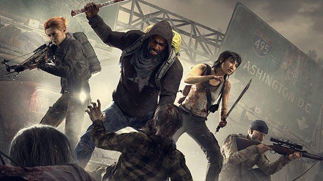 4人の力で生き延びろ! 協力型ゾンビサバイバルアクション『OVERKILL's The Walking Dead』日本発売決定!
