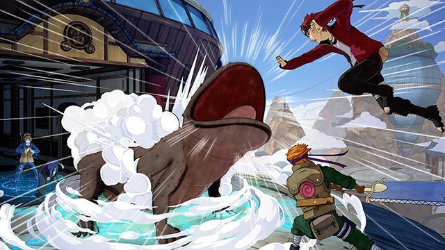 発売前に腕を磨こう! 8月22日17時より遊べる『NARUTO TO BORUTO シノビストライカー』体験版が配信決定!