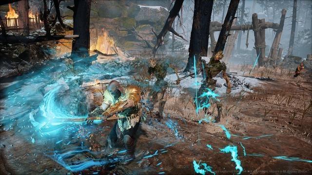 『ゴッド・オブ・ウォー』で待望の大型アップデートが実施! 「New Game+」モードが追加!