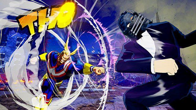『僕のヒーローアカデミア One's Justice』本日発売! あの宿敵も加わり、超人バトルが幕を開ける!!