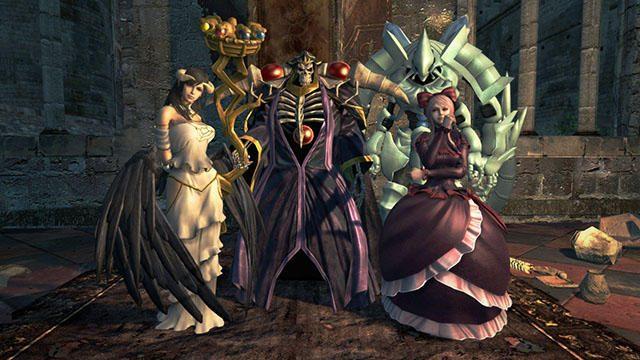 絶対支配者、再び降臨。『ドラゴンズドグマ オンライン』の「オーバーロード」コラボ第2弾開催!