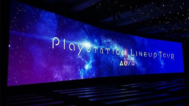 【PS LineUp Tour】ライブショーイベントで紹介されたPS4®最新タイトル情報を一挙公開!