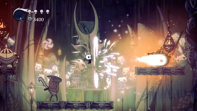 世界中で大ヒットを記録した探索型2Dアクションゲーム『Hollow Knight (ホロウナイト)』9月26日に発売!