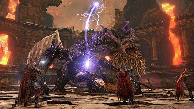 『ドラゴンズドグマ オンライン』の新エリアミッション「彼方より堕ち呼ばれし魔道」が本日解禁!