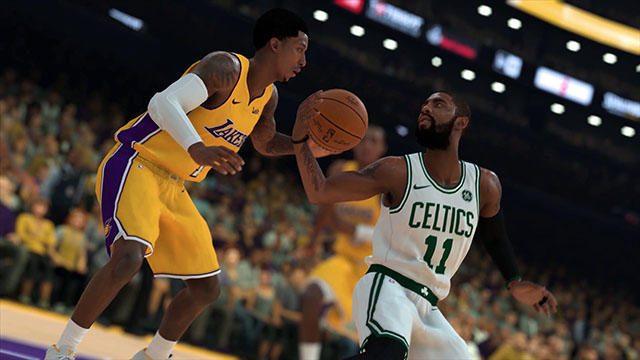 『NBA 2K19』発売中! 本場NBAの興奮やリアリティを味わえる最高峰のバスケットボールゲーム体験がここに!