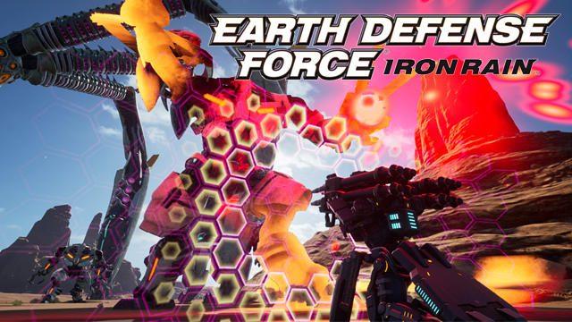 EDFが誇る新たな戦力!『EARTH DEFENSE FORCE: IRON RAIN』に新たなPAギア、ヘビーストライカーが登場!