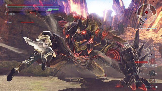 【TGS2018プレイレビュー】NPCとの共闘を満喫! 『GOD EATER 3』は新アクションを使用した高速バトルが熱い!
