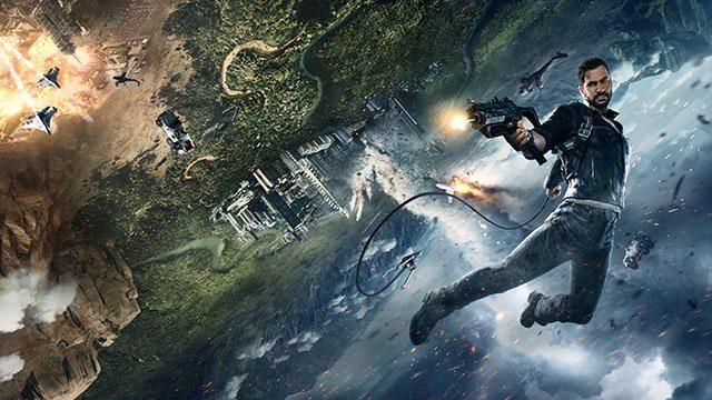『ジャストコーズ4』──嵐を呼び起こせ! 混乱と破壊の英雄「リコ・ロドリゲス」がPS4®に帰ってくる!