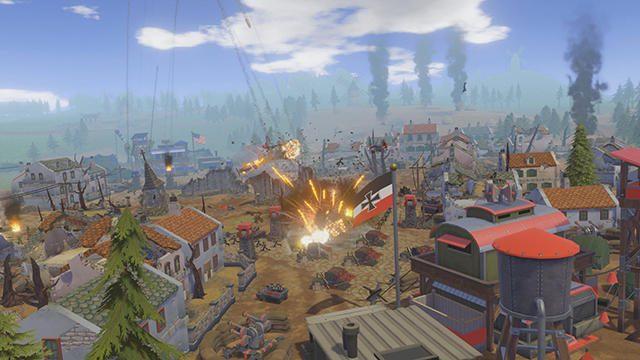【TGS2018プレイレビュー】箱庭の戦場を舞台に戦うVRリアルタイムシミュレーション『Final Assault』