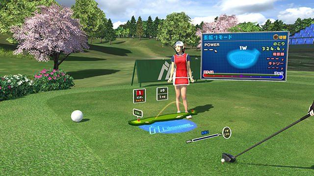 【TGS2018プレイレビュー】スイングしてボールを打つ。『みんなのGOLF VR』は、まさにゴルフそのもの!