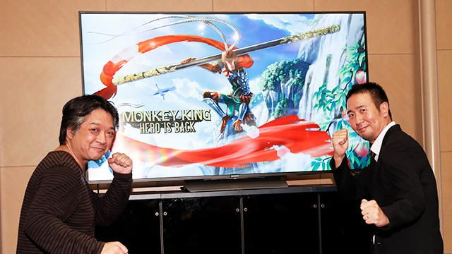 【TGS2018レポート】日中共同開発!『Monkey King: The Hero is Back (仮称)』にかけるこだわりとは?
