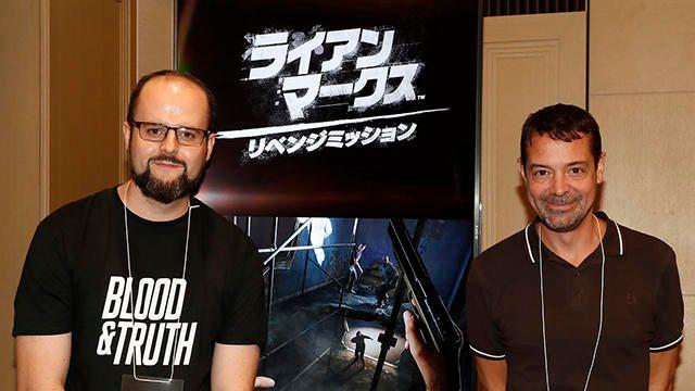 【TGS2018レポート】アクション映画の要素が満載の『ライアン・マークス リベンジミッション』最新情報