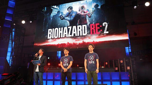 【TGS2018レポート】懐かしいのに全く新しい!『バイオハザード RE:2』の新要素をチェック!