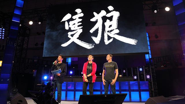 【TGS2018レポート】『SEKIRO: SHADOWS DIE TWICE』の無慈悲なボスにプロデューサー自ら挑戦。その結末は?