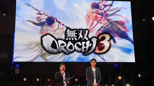 【TGS2018レポート】『無双OROCHI3』でアテナ役の三森すずこさんとPileさんが「5つのお題」に挑戦!