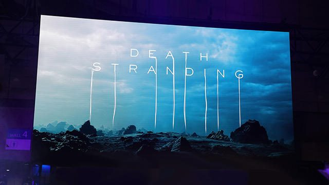【TGS2018レポート】小島監督が2年ぶりにTGSに! 沸きに沸いた『DEATH STRANDING』声優陣とのトークショウ!