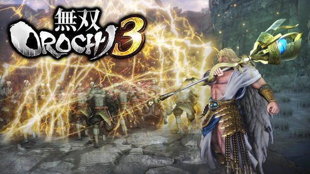 『無双OROCHI3』に5人の神々が降臨。超強力アクションの神髄を解説!【特集第2回/電撃PS】