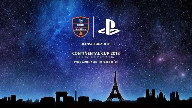 『FIFA 19』のeスポーツ大会「CONTINENTAL CUP 2018」日本代表選考会の模様を10月13日16時より生配信!