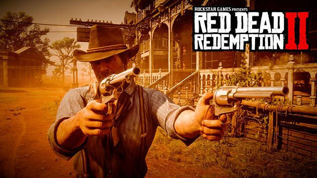 PS4®『レッド・デッド・リデンプション2』公式ゲームプレイ動画パート2を公開中!