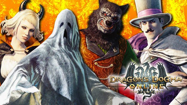 『ドラゴンズドグマ オンライン』でハッピーハロウィン! お化け装備や限定家具アイテムをゲットしよう!