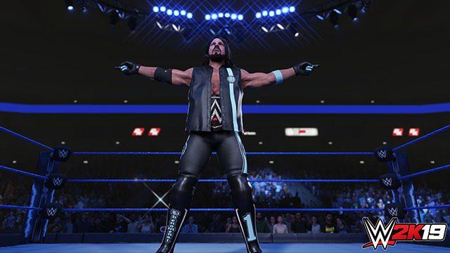 伝説は語り継がれ、未来が創られる。WWEゲームシリーズ待望の最新作『WWE 2K19』発売中! 限界を打ち破れ!