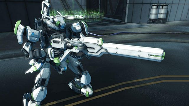 『BORDER BREAK』に新たな機体、武器、ボーダーが追加! 報酬たっぷりの「第1回ラリーイベント」も開催中!