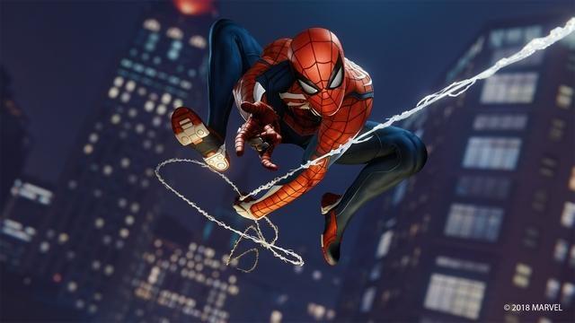 新スーツも初お披露目! PS4®『Marvel's Spider-Man』追加DLC第1弾の新情報を公開!