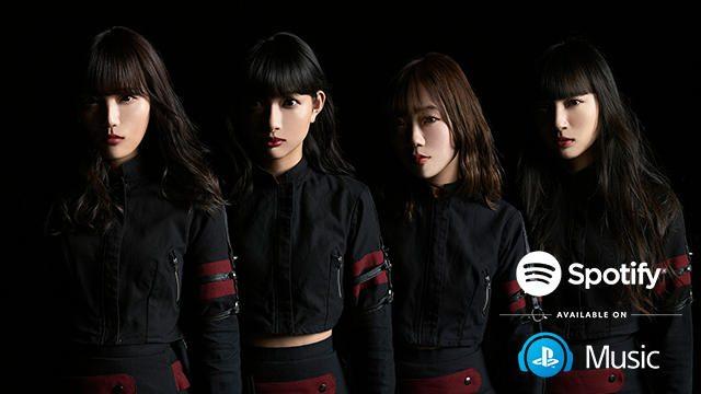 大阪発ラウドロック・アイドルユニットPassCodeをPS Musicで特集! メンバー選曲のプレイリストを公開!
