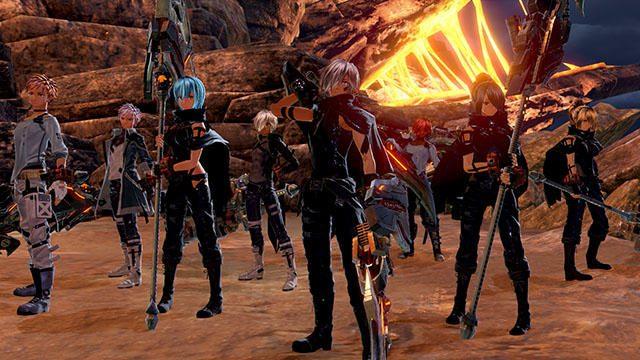 『GOD EATER 3』に危険な対抗適応型アラガミが出現! 8人部隊による「強襲討伐ミッション」で打ち倒せ