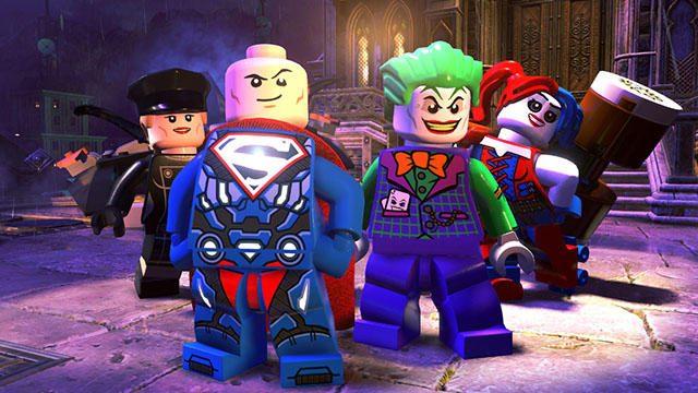 悪党(ヴィラン)って、サイコー! 『レゴ®DC スーパーヴィランズ』本日発売。ローンチトレーラーを公開!