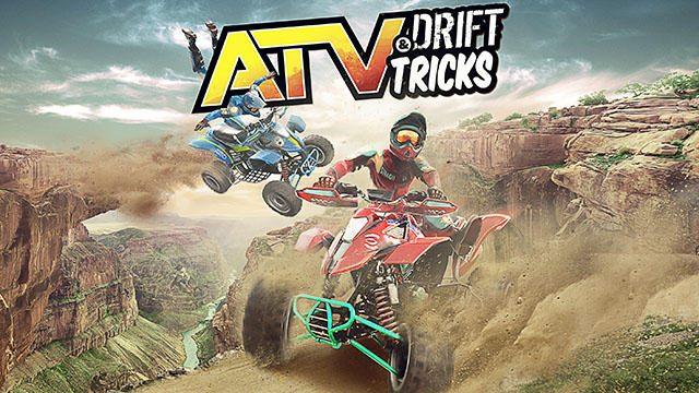 レースゲーム『ATV ドリフト&トリックス』DL版が期間限定で50%OFFに! PS Plus加入者はさらに20%OFF!