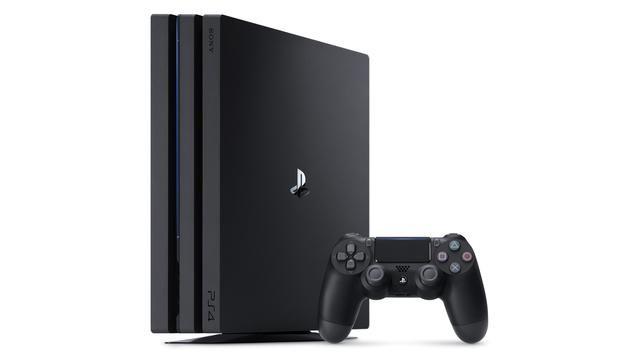 2TBの大容量HDDを搭載した「PlayStation®4 Pro ジェット・ブラック 2TB」を11月21日より発売!