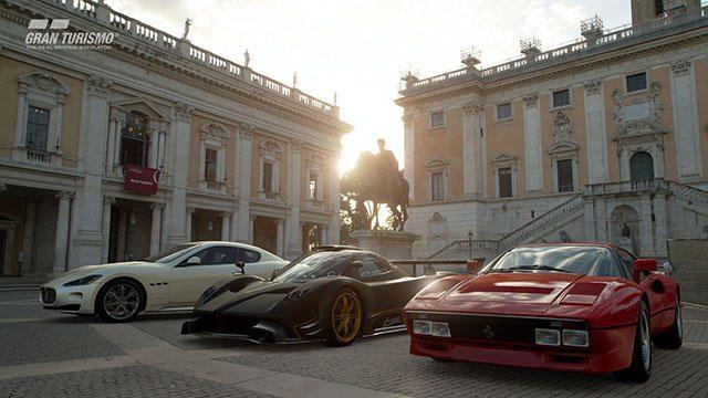 『グランツーリスモSPORT』11月アップデート配信! イタリアンスーパーカーなど新車9台やコースを追加