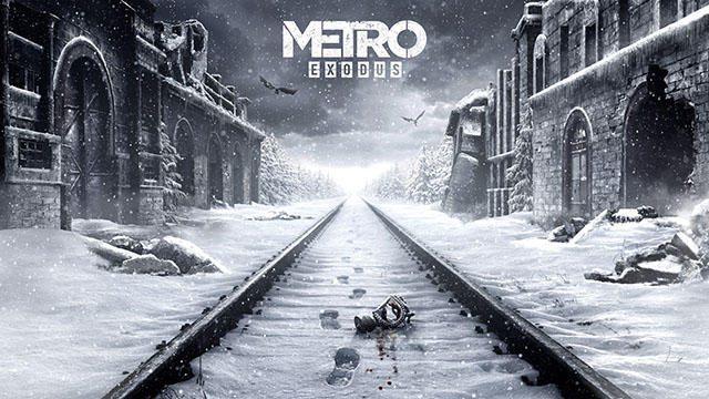 ロシア全土を横断する壮大な旅へ──。シリーズ最新作『METRO EXODUS』が2019年春、PS4®に登場!