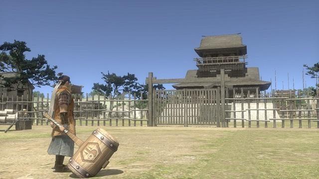 自分だけの城を築け! 『信長の野望 Online ~天楼の章~』で新たに実装される「築城」システム