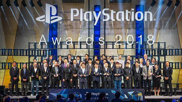 プレイステーション®の2018年を盛り上げてくれた数々のタイトルに感謝を! 「PS Awards 2018」レポート