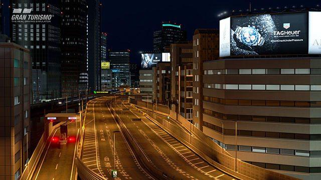 『グランツーリスモSPORT』12月アップデートで「東京エクスプレスウェイ・南ルート」や新車7台を追加
