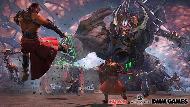 神となり、世界を救え──。基本無料のSFファンタジーアクションMMORPG『Skyforge』日本語版が配信開始!