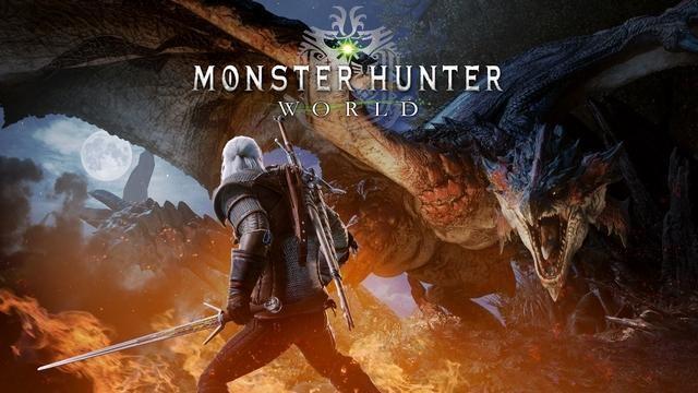 『モンスターハンター:ワールド』序盤体験版の配信や『ウィッチャー3』とのコラボなど最新情報一挙発表!