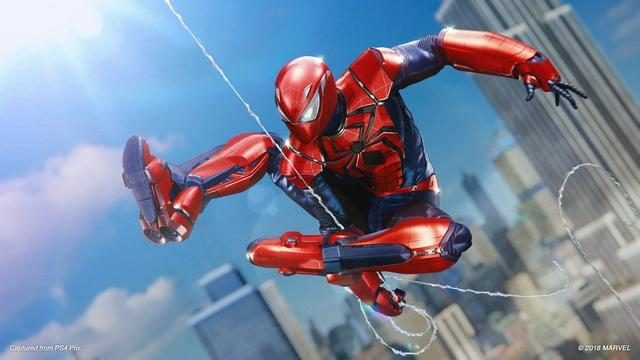 『Marvel's Spider-Man』追加DLC最終章「白銀の系譜」、12月21日配信決定!