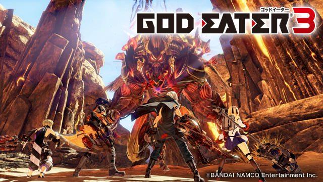 『GOD EATER 3』に用意されたマルチプレイ要素の特徴や魅力を紹介【特集第3回/電撃PS】