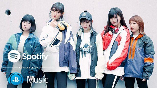 ヒップホップ・アイドル・ユニット lyrical schoolをPS Musicで特集! サイン入りPS4®Proプレゼントも!