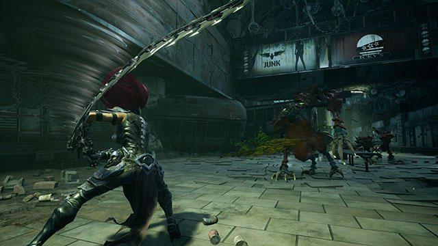 シリーズ最新作『Darksiders III』本日発売! 第三の騎士フューリーのアクションが生む、新たなゲーム体験