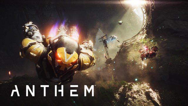 『Anthem™』BioWareスタジオが贈る完全新作がついに目覚める!【特集第1回/電撃PS】