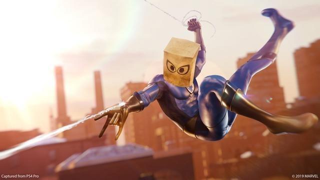 『Marvel's Spider-Man』に新スーツが追加! 今回はファンタスティック・フォーをフィーチャー!